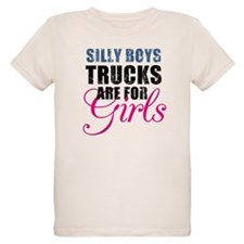 Silly Boys - Trucks T-Shirt