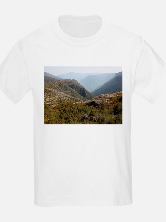 Forth Valley, Tasmanian wilderness T-Shirt