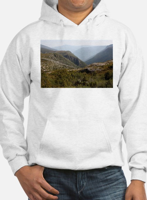 Forth Valley, Tasmanian wilderness Sweatshirt