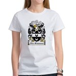 Fitz-Simmons Coat of Arms Women's T-Shirt
