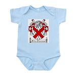 Fitz-Thomas Coat of Arms Infant Creeper