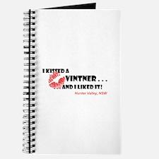 I kissed a Vintner Journal