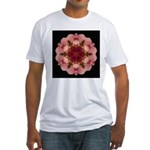 Iris Germanica I Fitted T-Shirt