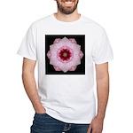 Hibiscus I White T-Shirt