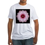 Hibiscus I Fitted T-Shirt