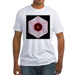 Hibiscus II Fitted T-Shirt