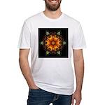 Gazania III Fitted T-Shirt