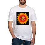 Gazania II Fitted T-Shirt