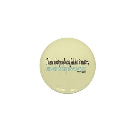 Motivational Buttons - Graham Inspirational Quote