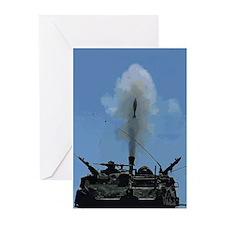 Stryker MCV-B Greeting Cards (Pk of 10)