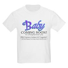 Baby - Coming Soon! T-Shirt