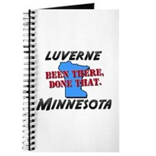 luverne minnesota - been there, done that Journal