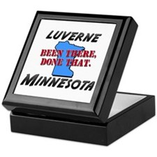 luverne minnesota - been there, done that Keepsake