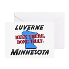 luverne minnesota - been there, done that Greeting