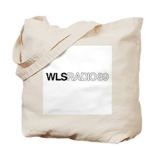 WLS Chicago 1968 -  Tote Bag