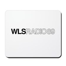 WLS Chicago 1968 -  Mousepad