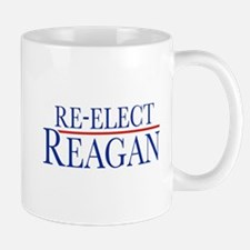 Re-Elect Reagan Small Small Mug