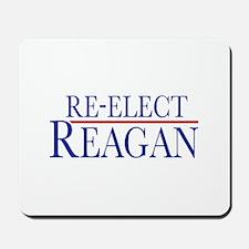 Re-Elect Reagan Mousepad