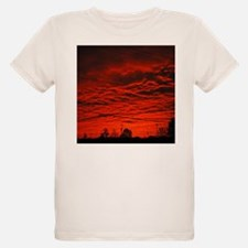 Delta Fiery Sunrise T-Shirt