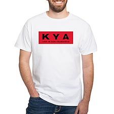 KYA San Francisco 1960 - Shirt