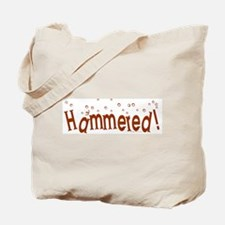 Hammered Tote Bag