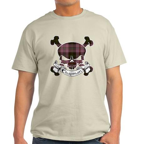 Chapman Tartan Skull Light T-Shirt