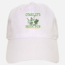 O'Reilly's Irish Pub Personalized Baseball Baseball Cap