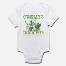 O'Reilly's Irish Pub Personalized Infant Bodysuit