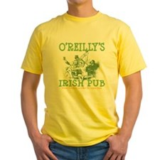 O'Reilly's Irish Pub Personalized T