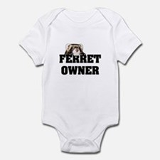 Ferret Owner Infant Bodysuit