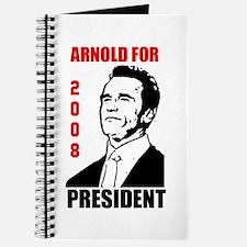 Arnold For President Journal