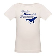 Gettin' Down With Dinosaurs Tee