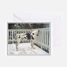 Winter watch Greeting Cards (Pk of 10)