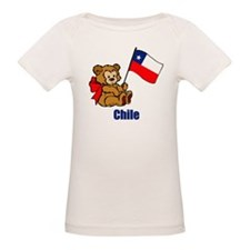 Chile Teddy Bear Tee