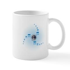 Spiral World Mug