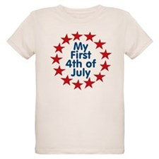 First 4th of July T-Shirt