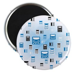 Random Logo Magnet