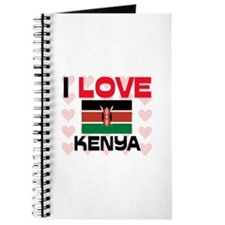 I Love Kenya Journal
