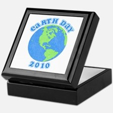 Earth Day 2010 Keepsake Box