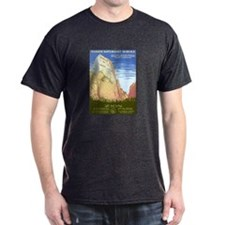 Dark Zion National ParkT-Shirt
