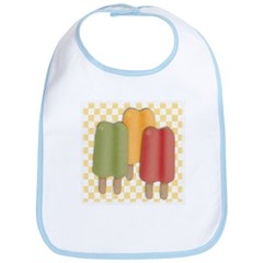 Ice Pops Bib