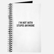 Cute Boys are stupid Journal