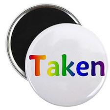 """""""Taken"""" Magnet"""