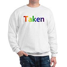 """Taken"" Sweatshirt"