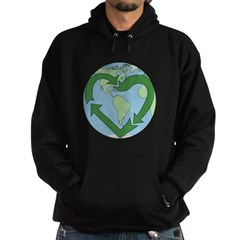 Recycle Earth Hoodie