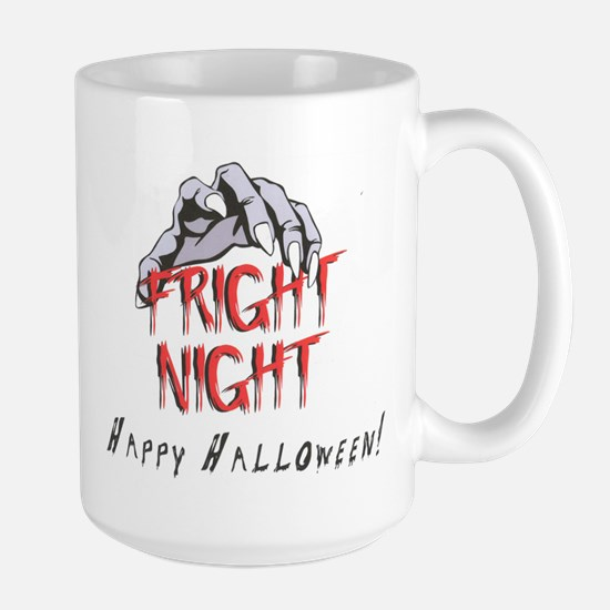 """""""Fright Night"""" Large Mug"""