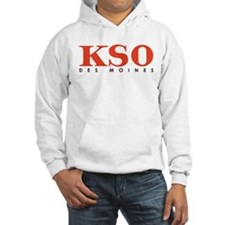 KSO Des Moines 1963 - Hoodie