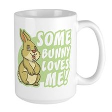 Some Bunny Loves Me Mug