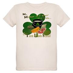Irish Stew! Organic Kids T-Shirt
