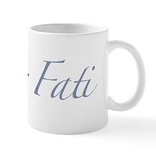 Amor Fati Small Mug